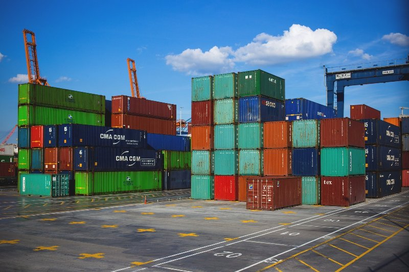 India records export fall in June but posts trade surplus in a decade as coronavirus hits import