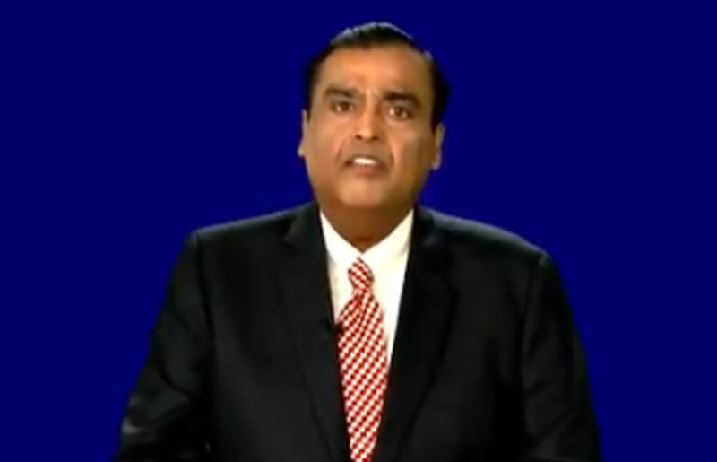 Reliance Industries to become net carbon free by 2035, says chief Mukesh Ambani