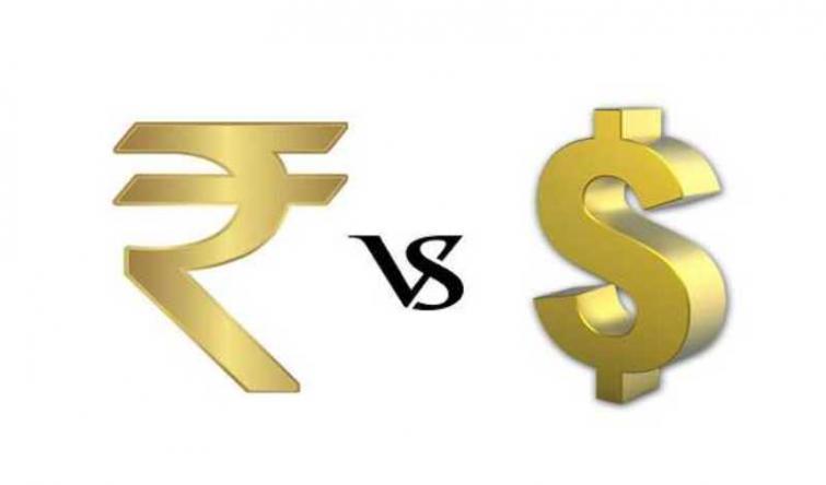 Indian Rupee bounces back 27 paise against USD