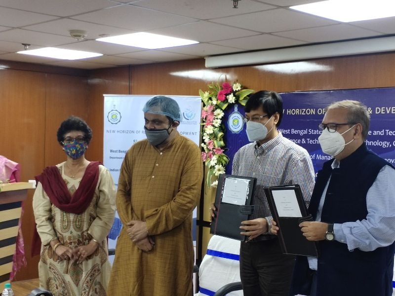 IIM Calcutta Innovation Park signs MoU with West Bengal State Council of Science & Technology