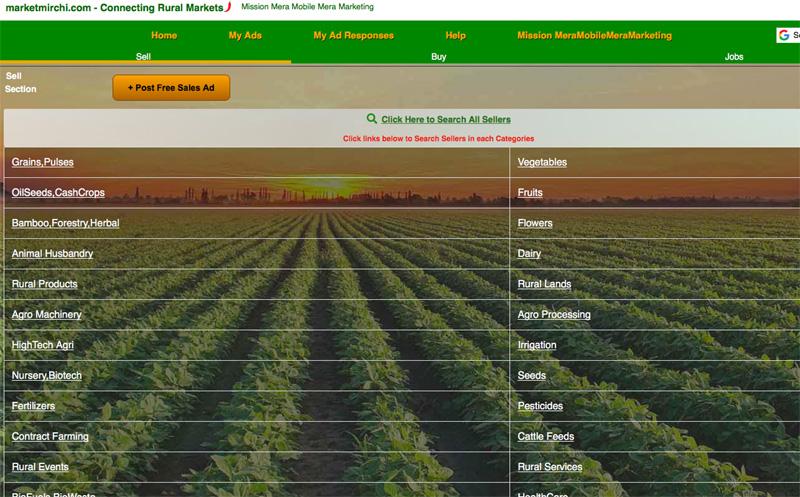 Marketmirchi.com emerges as an online procurement and training facility