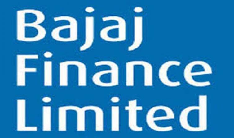 Bajaj Finance moves up by 6.64 pc to Rs 5787.30