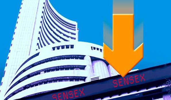 Indian Market: Sensex falls by 667.29 pts