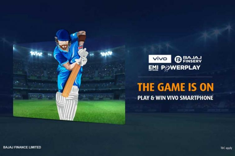 Bajaj Finserv launches#EMINetworkPowerplay campaign