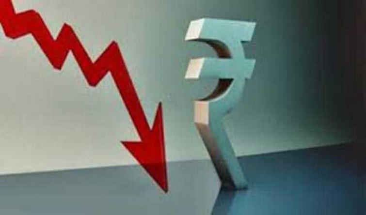 Indian Rupee down 17 paise against USD