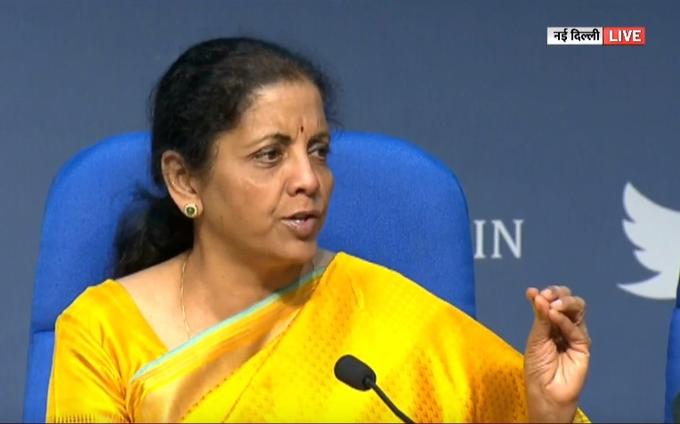 Wanted to simplify income tax process: Nirmala Sitharaman