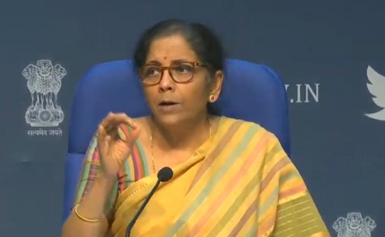 Nirmala Sitharaman to address her third press conference today