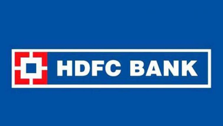 HDFC moves up by 8.35 pc to Rs 1934.45