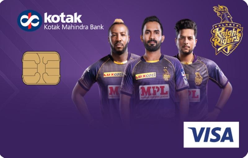 Kotak partners Kolkata Knight Riders, launches MyTeam Card
