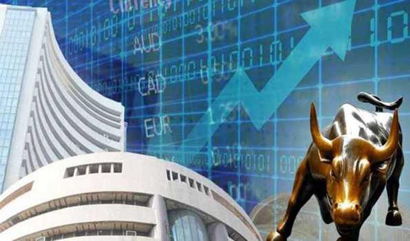 Indian Market: Sensex recovers 254.57 pts