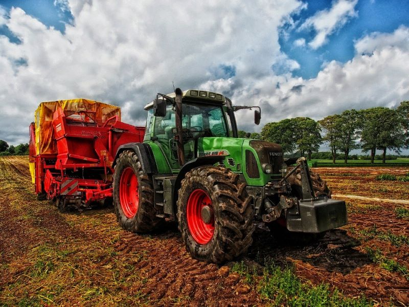 India now net exporter of agri machinery