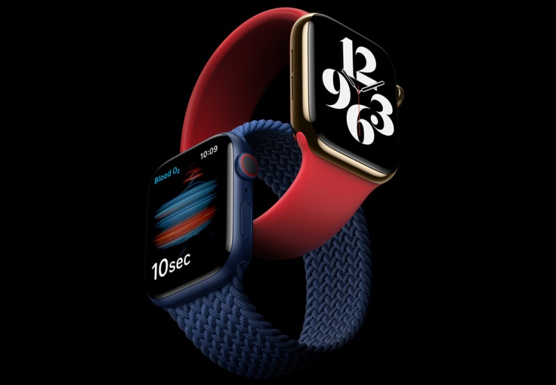 Apple Watch Series6 promisesto deliver breakthrough wellness and fitness capabilities