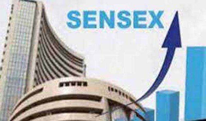 Indian Market: Sensex advances by 385 pts