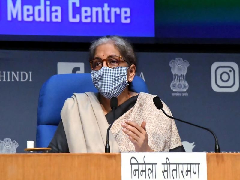 Govt announces Rs 29.88 Lakh Crore stimulus package to revive Covid-hit Indian economy