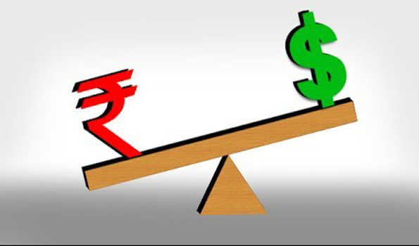 Indian Rupee ends positive at 71.19 against USD