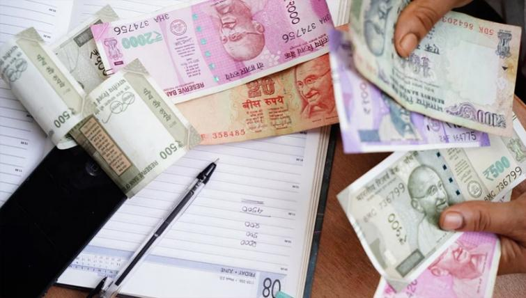 Indian Rupee up 6 paise against USD