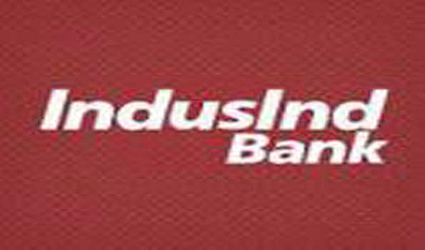IndusBank drops by 4.38 pc to Rs 1176.35