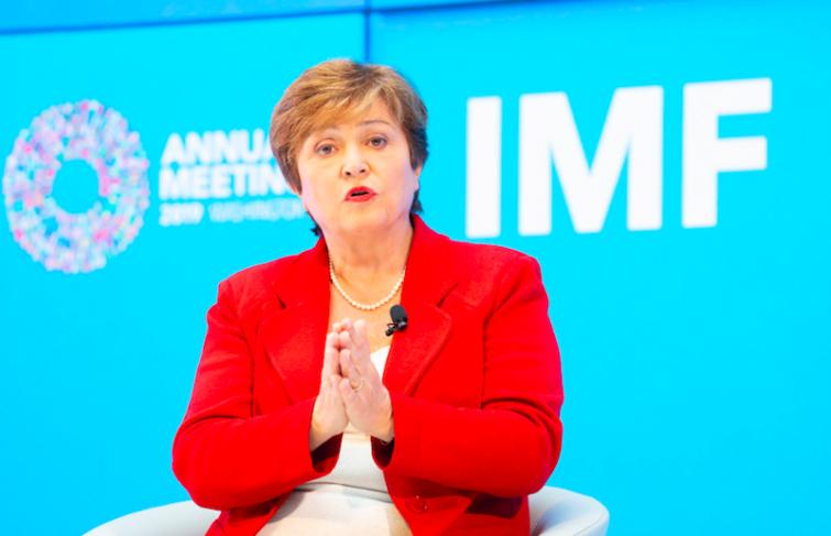 Indian economy on a temporary slowdown, expected to pick up soon: IMF chief Kristalina Georgieva