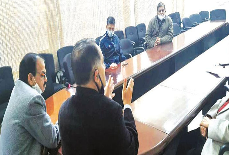 Hoteliers must adhere to standard norms as JKPCB can't be a mute spectator: Chairman
