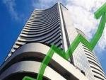 Indian Market: Sensex regains 60K level to close at 60,059.06