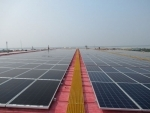 Two-third of India's renewable energy capacity by 2030 would be from solar: Union minister