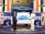 SBI and Indian Navy launch NAV-eCash Card