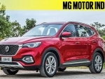 MG Motor India Jan 2021 sales rises up by 15 pc