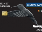 Federal Bank launches RuPay Signet Contactless Credit Card