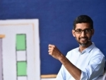 Google chief Sundar Pichai congratulates Jeff Bezos as he decides to step aside as Amazon CEO