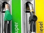Fuel prices remain same for third day