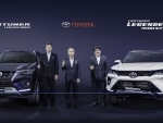 Toyota Kirloskar Motor ushers in the New Year withnew Fortuner and Legender