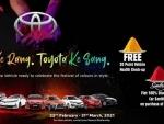 Toyota Kirloskar Motor launches 'Holi Ke Rang, Toyota Ke Sang' car service offers