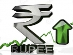 Indian Rupee up 18 paise against USD