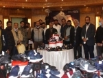 Jammu and Kashmir: Columbus Gold shoes collection unveiled in Srinagar