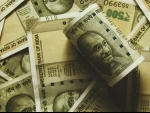 Indian Rupee declines one paisa to end at 74.43 against USD