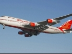 Tata Sons to take over national carrier Air India, wins bid at Rs 18,000 crore