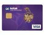 Kotak partners with former IPL champion side Kolkata Knight Riders
