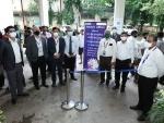 SBI organizes COVID-19 vaccination drive in Mumbai