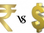 Indian Rupee up 8 paise against USD