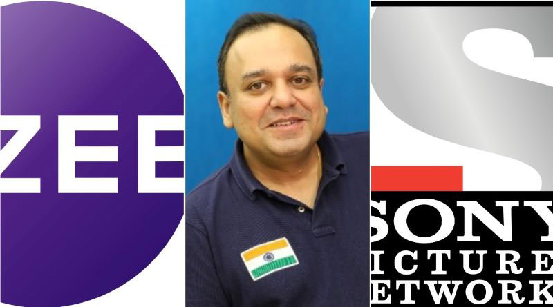 Zee Entertainment merges with Sony Pictures, Punit Goenka MD and CEO of conglomerate