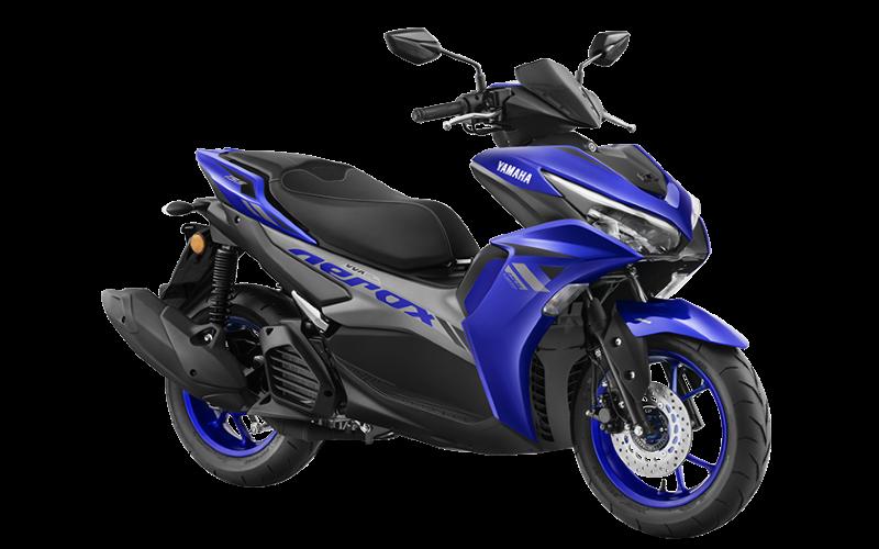 Yamaha India launches maxi sports scooter Aerox-155