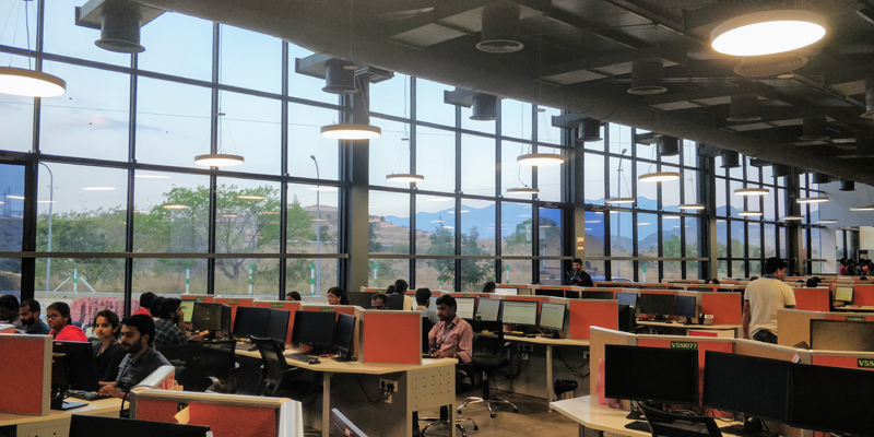 IT services provider Vee Technologies' new delivery centre in Philippines