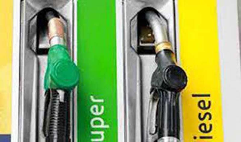 Petrol, diesel prices remain unchanged for third day