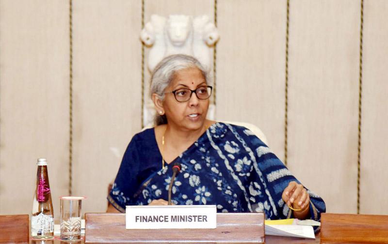 India needs 4-5 more banks of SBI's size, says FM Nirmala Sitharaman
