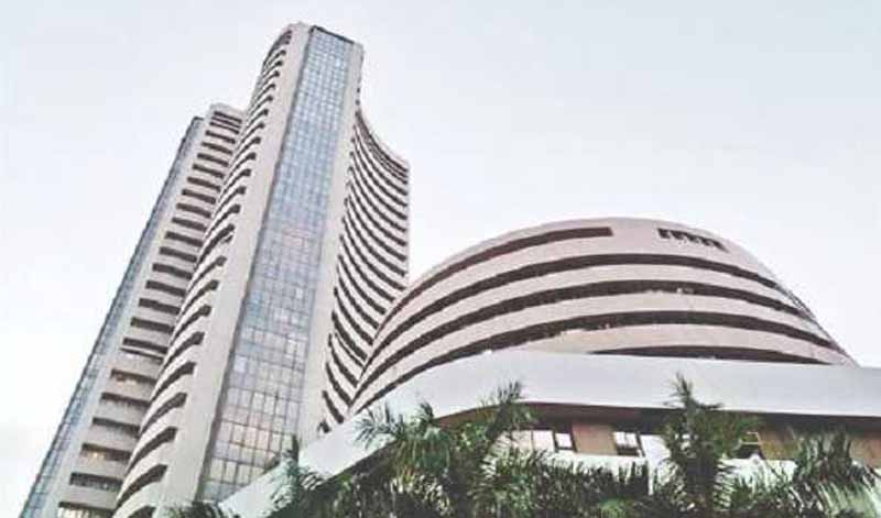 Indian stock market opens green