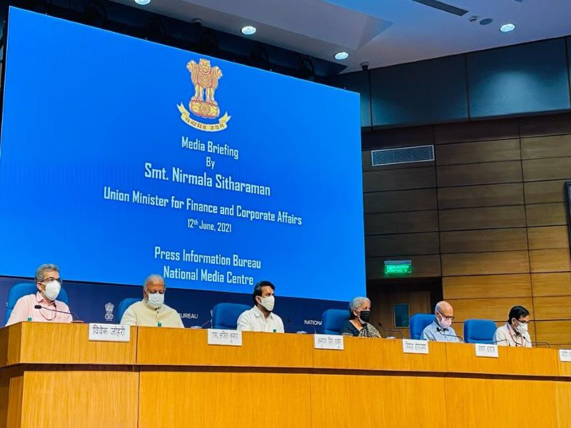 GST Council reduces tax on equipment, meds to fight Covid19