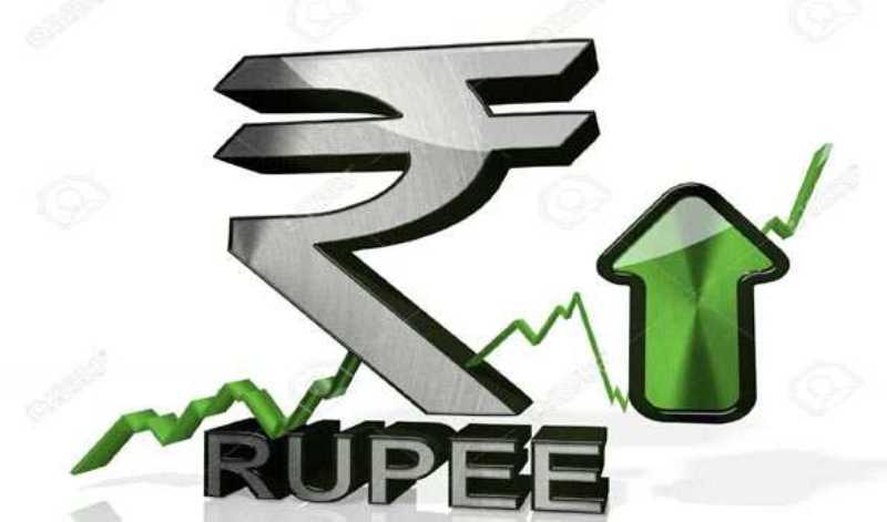 Indian Rupee moves up 6 paise against USD