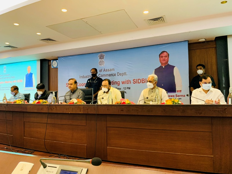 SIDBI and Assam govt collaborate for development of MSMEs