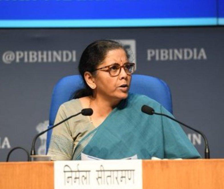 GST Council extends concessional rate on COVID medicines till Dec 31: Nirmala Sitharaman