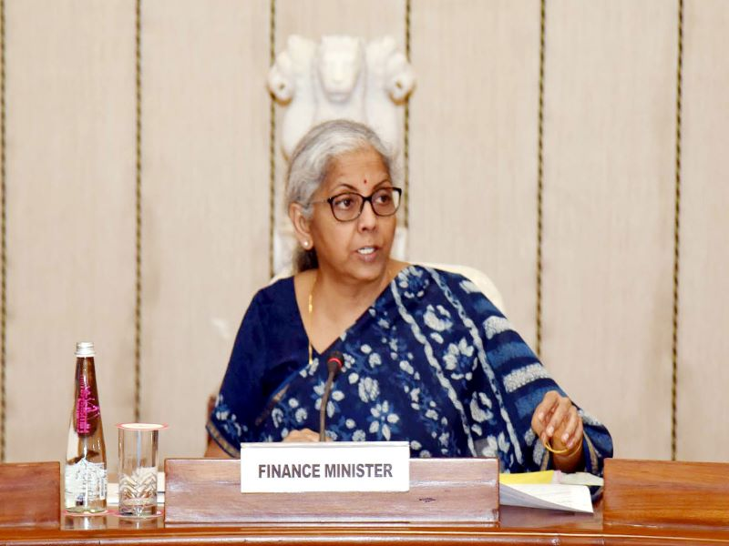 Nirmala Sitharaman chairs 45th GST Council meet today, bringing diesel, petrol under tax regime may be discussed